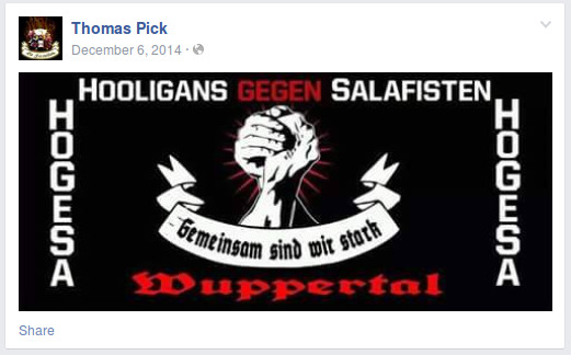 Thomas Pick auf Facebook
