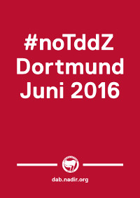 04.06.2016 | #noTddZ | Dortmund